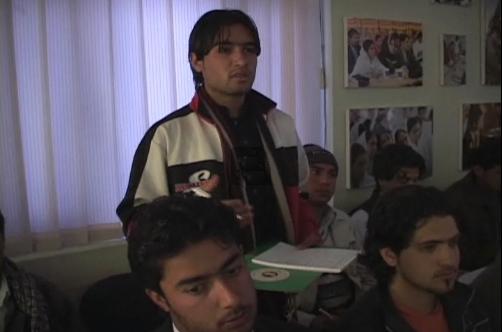 Afghan Democracy