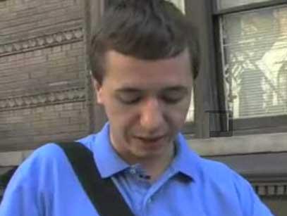 Yuri Peresnyakov: Street kids struggle to own their image