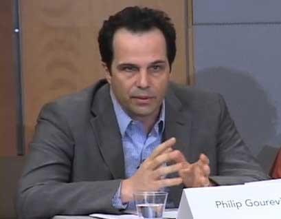 PEN World Voices: Philip Gourevitch